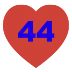 44 has always been my favorite number