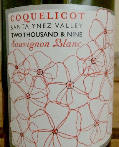 Coquelicot Sauvignon Blanc