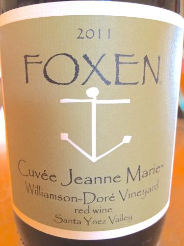 Foxen Cuvee Jean Marie