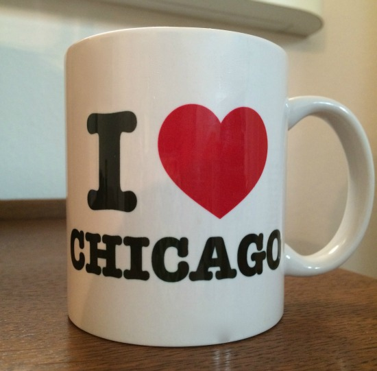 I heart Chicago