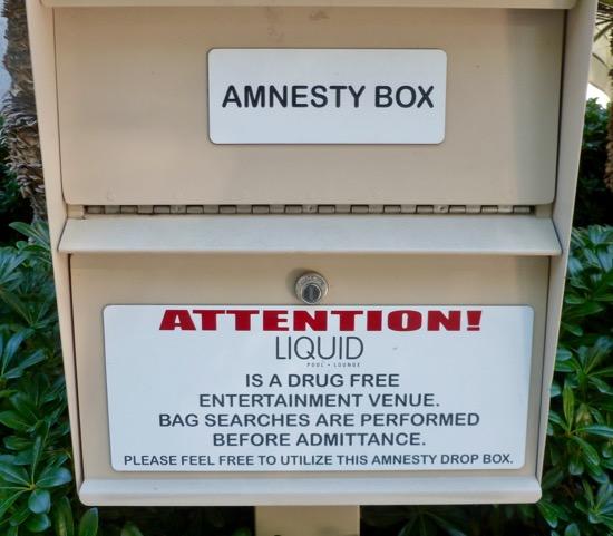 Aria amnesty box