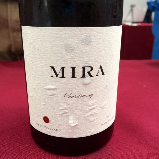 Mocadeaux - Family Winemakers of California 2016 wine tasting event 2016 - Mira