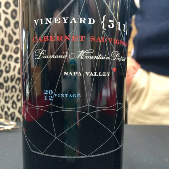 Mocadeaux - Family Winemakers of California 2016 wine tasting event Vineyard 511