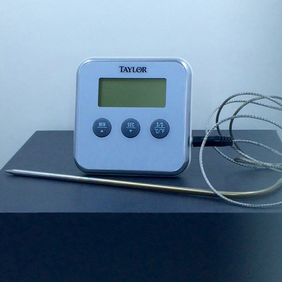 Mocadeaux - remote meat thermometer