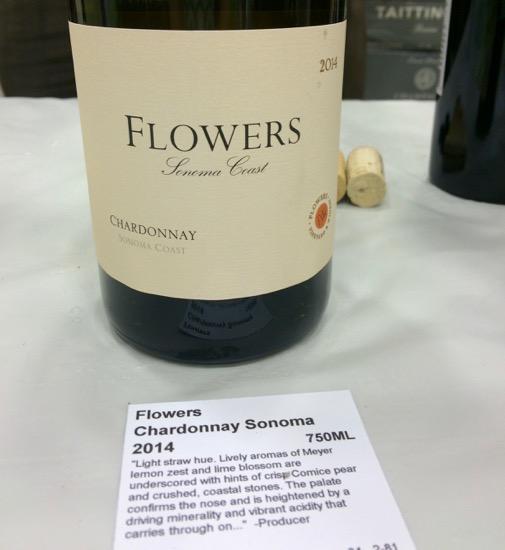 2014 Flowers Sonoma Coast Chardonnay