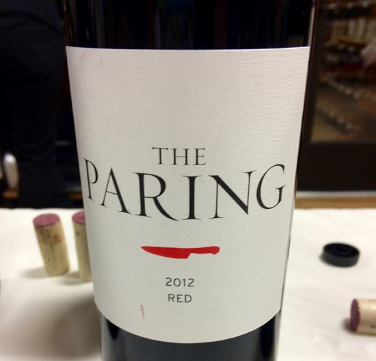 2012 The Pairing Red Blend