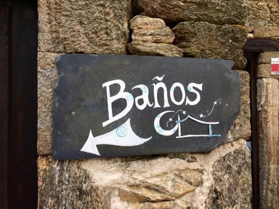 Camino facilities