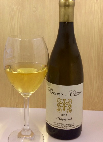 2012 Brewer-Clifton Hapgood Chardonnay