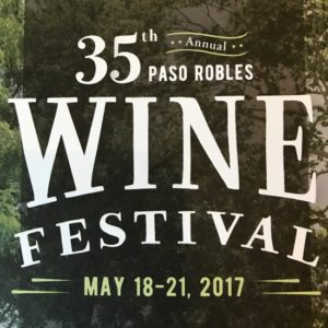 Paso Robles Wine Tasting Festival