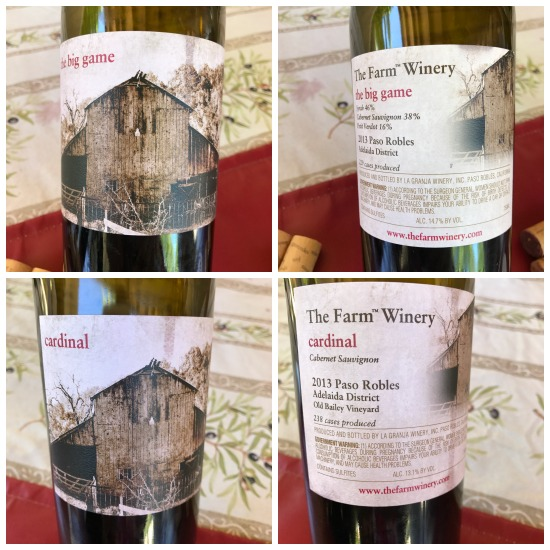 The Farm Wines