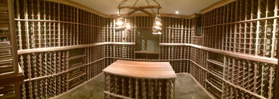Wine Cellar Reveal Mocadeaux