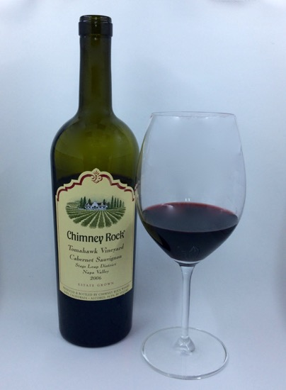 2006 Chimney Rock Tomahawk Cabernet