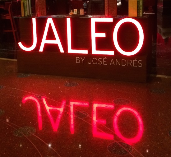 Jaleo Las Vegas Food Adventure