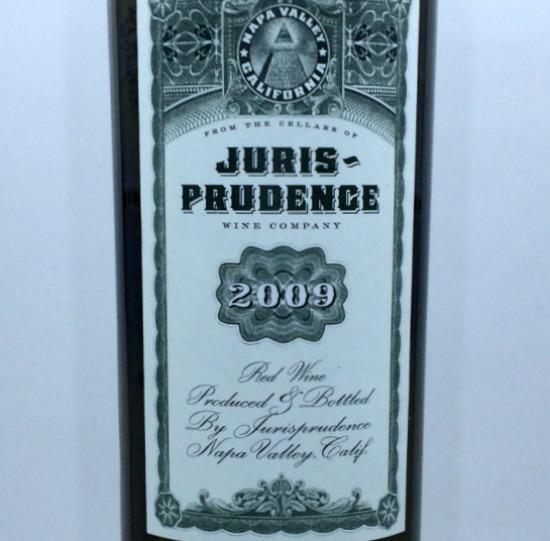 Jurisprudence Red Wine