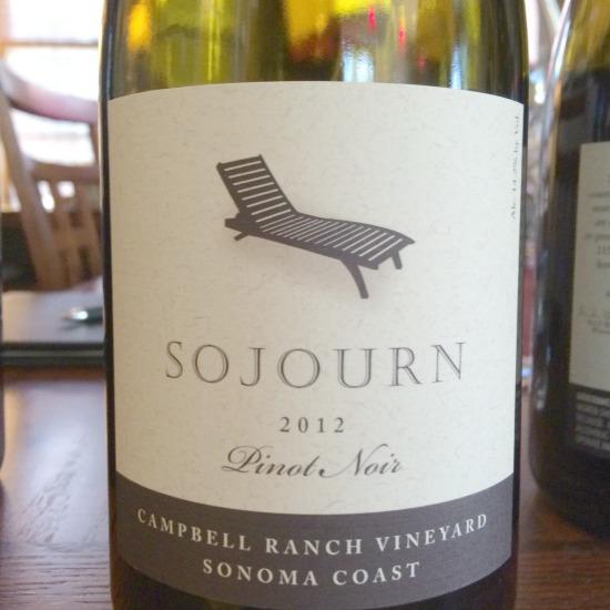 Sojourn wine