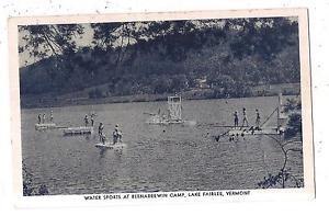 Camp Beenadeewin postcard