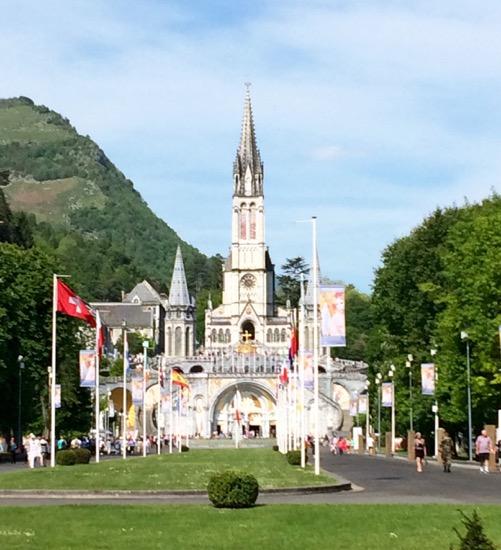Basilica at Lourdes