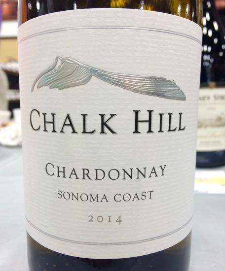 2014 Chalk Hill Sonoma Coast Chardonnay