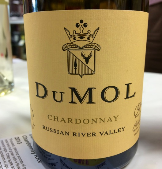 2013 DuMol Chardonnay