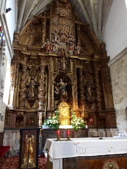 Camino church